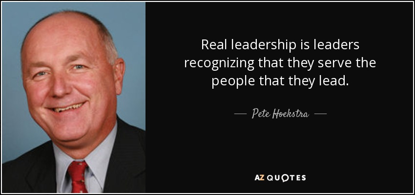 real leaders The first critical thing about leadership, i have found, is separating leaders from leadership leaders can be managers with a great title leaders can win elections leaders can get promoted because they knew the right people leaders can even be self-appointed leaders can have an outstanding.