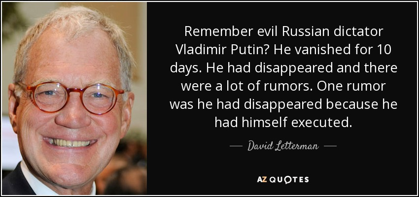 is putin a dictator