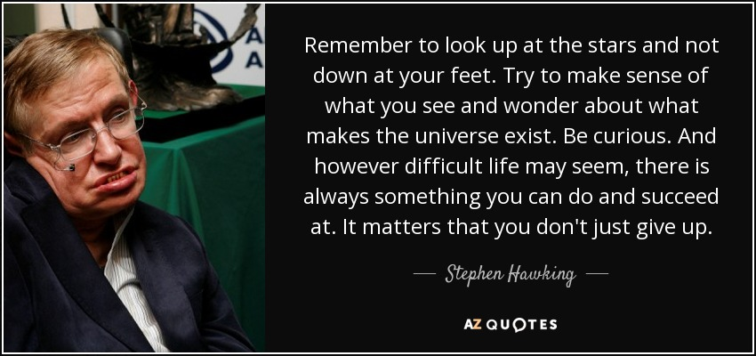 top quotes by stephen hawking of a z quotes stephen hawking quotes