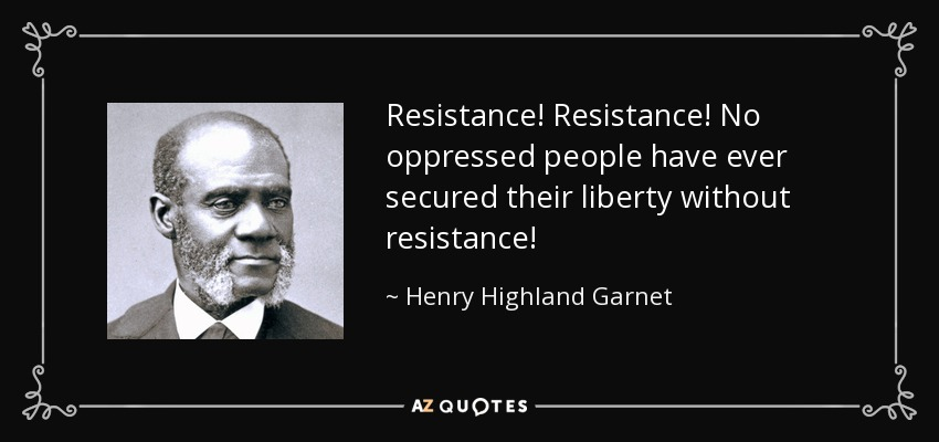 Image result for Henry H. Garnet