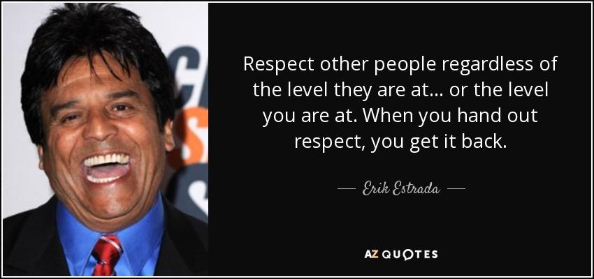 Erik estrada you re a homo