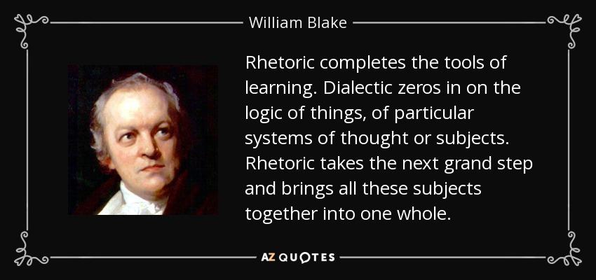 dialectic of william blake