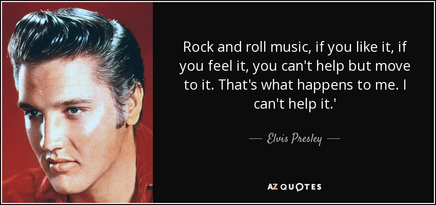 Unique Quotes About Rock And Roll Music - Paulcong