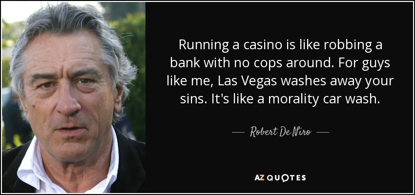 casino quote