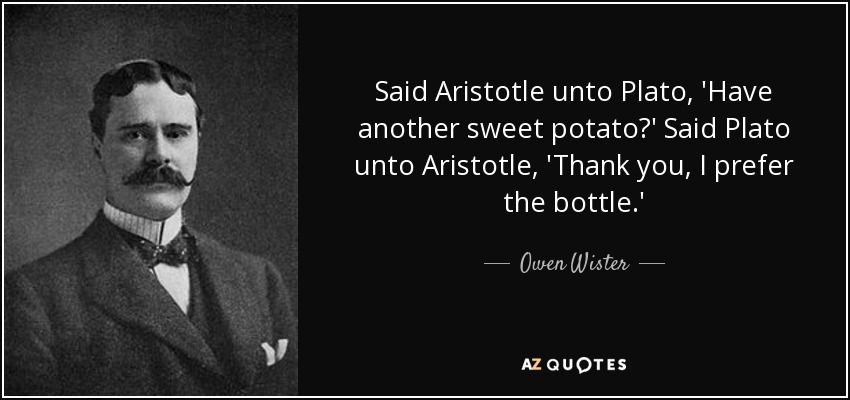 32 Best Images About Aristotle Quotes On Pinterest: TOP 12 QUOTES BY OWEN WISTER