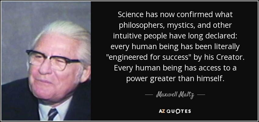 Science has now confirmed what philosophers, mystics, and other intuitive people have long declared: every human being has been literally