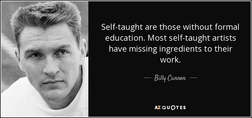 TOP 11 QUOTES BY BILLY CANNON