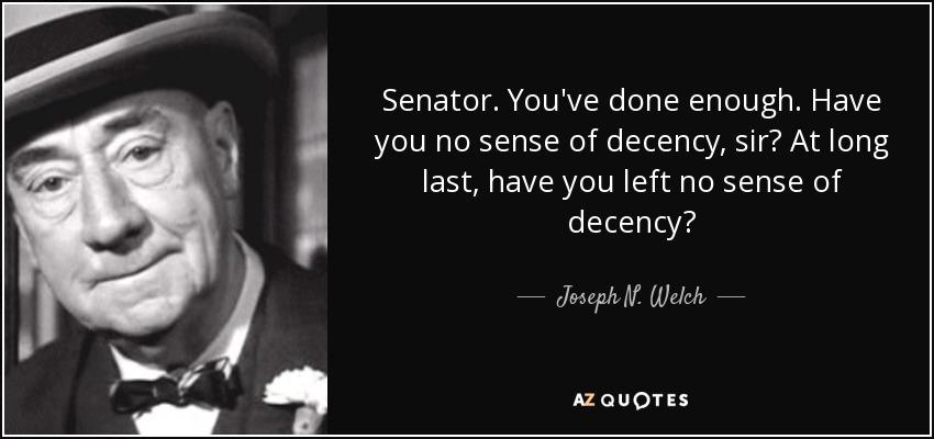Image result for sen joseph mccarthy is confronted over his anti-communist tactics