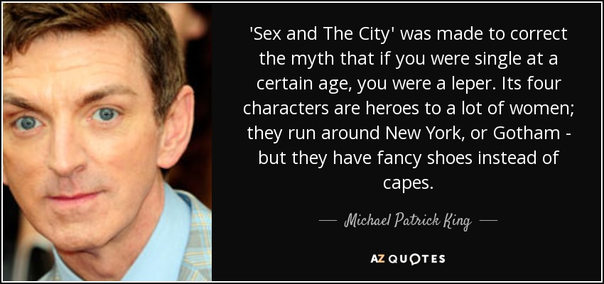 michael patrick king productions