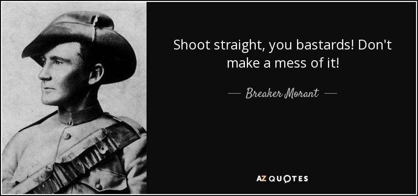 "an analysis of the topic of the film of breaker morant ""spring breakers"" delves into a deeply american topic:  alien's masquerade as well as his feud with a black gangster bring the film back to an."