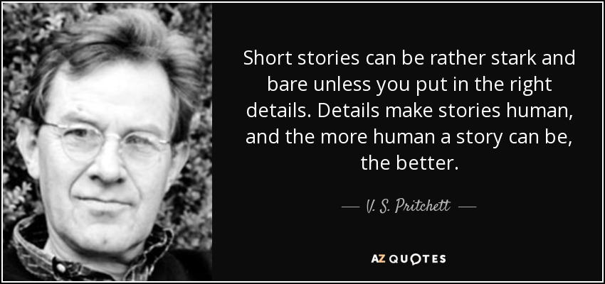 TOP 25 QUOTES BY V. S. PRITCHETT