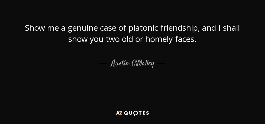 quotes about platonic friendship