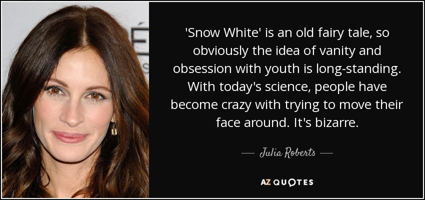 snow white julia roberts