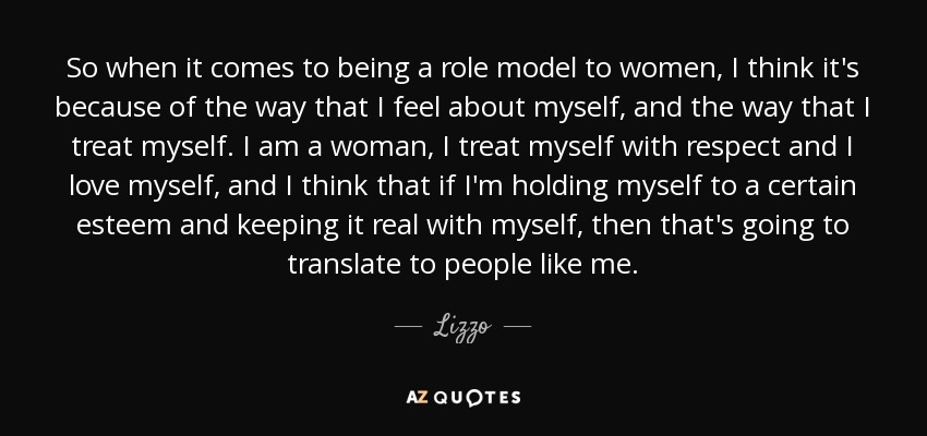 Top 11 Quotes By Lizzo A Z Quotes