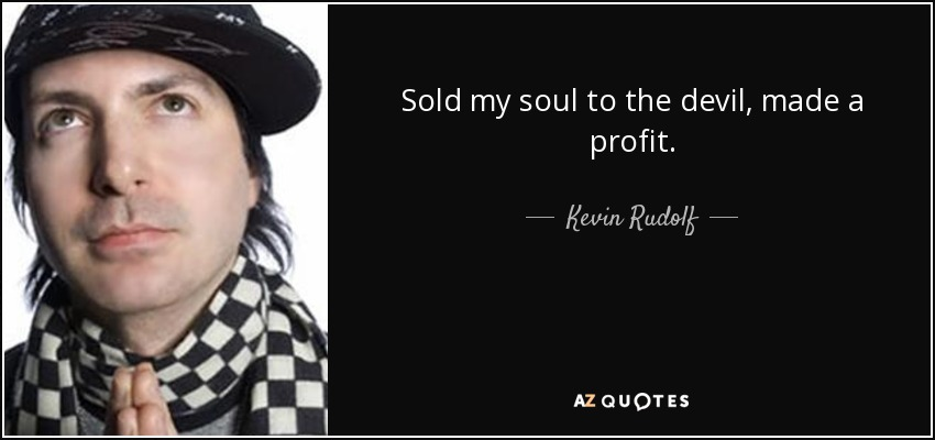 QUOTES BY KEVIN RUDOLF