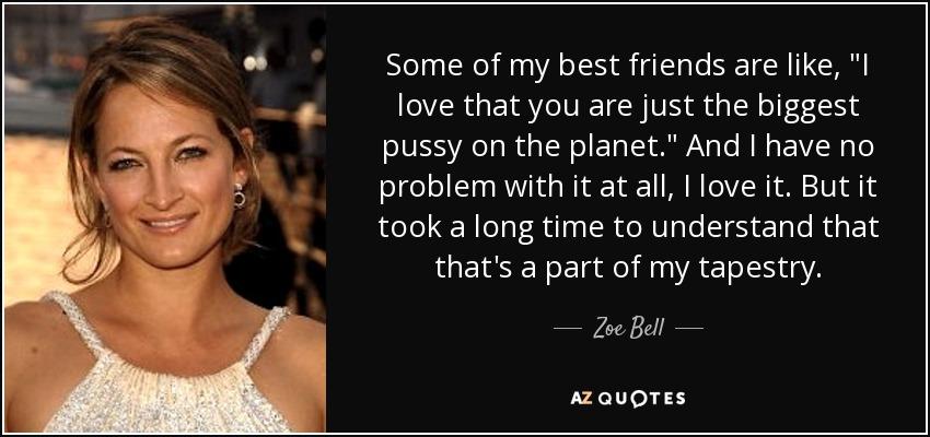 Zoe Bell Pussy 82