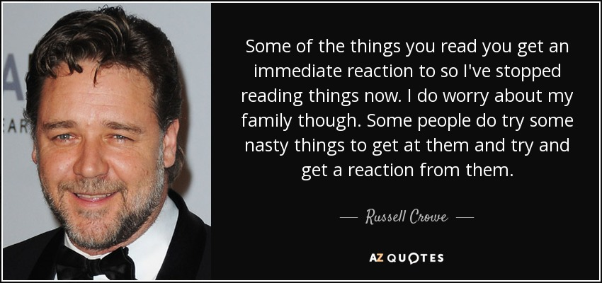 Russell Crowe Quotes   Page 2