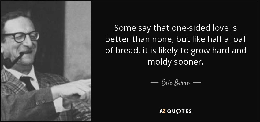 essay on half loaf is better than none Gk chesterton repeats the phrase in his essay what's wrong with the world:  compromise used to mean that half a load was better than no bread among.