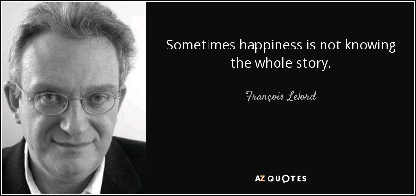 Top 19 Quotes By Franois Lelord A Z Quotes