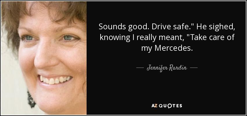 Sounds good. Drive safe.