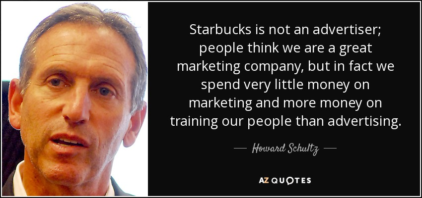 starbucks and the importance of employee happiness