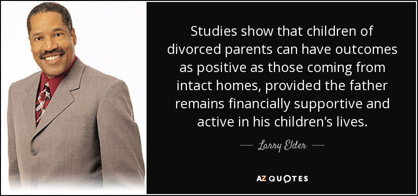 children of divorced parents essays Strong essays: children from divorced families - divorce rates in the effects of parents' divorce on children - divorce and life with each passing.