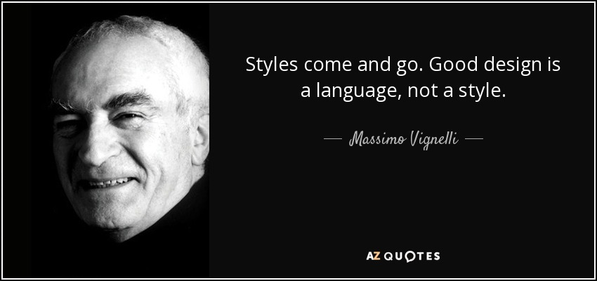 top quotes by massimo vignelli a z quotes