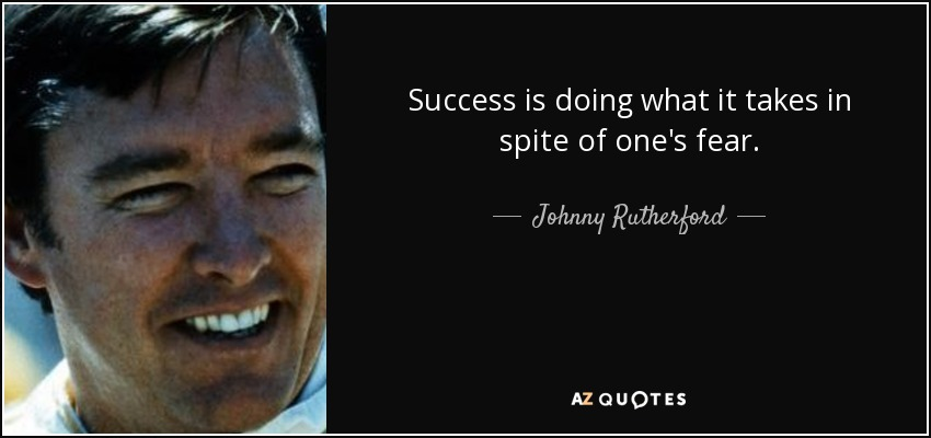 Quotes By Johnny Rutherford A Z Quotes