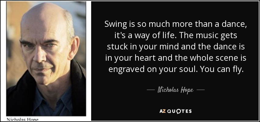 Quotes By Nicholas Hope A Z Quotes