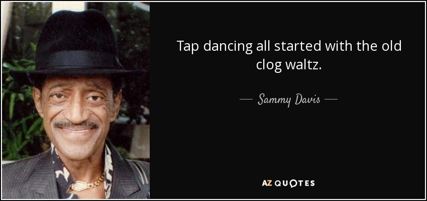 gregory hines sammy davis dancing