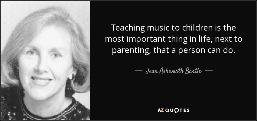 QUOTES BY JEAN ASHWORTH BARTLE
