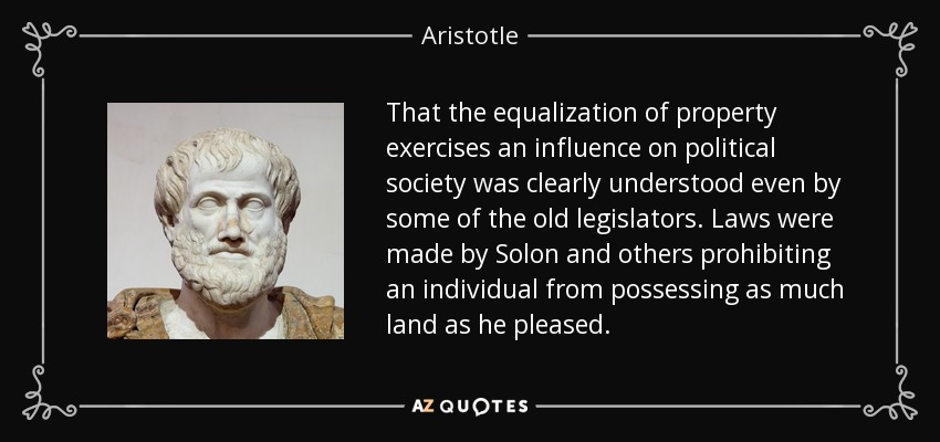 the argument of aristotle on politics Politics [aristotle, cdc reeve] this volume provides the reader with more of the resources needed to understand aristotle's argument than any other edition.
