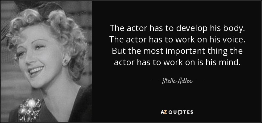 acting atmospheres and individual actors on Review industry terms, get acting tips, interview tips could be an individual person extra acting job where the actor has no speaking.