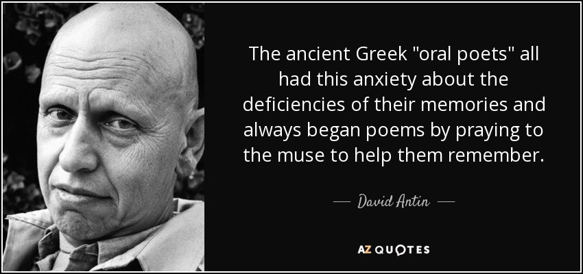 The ancient Greek