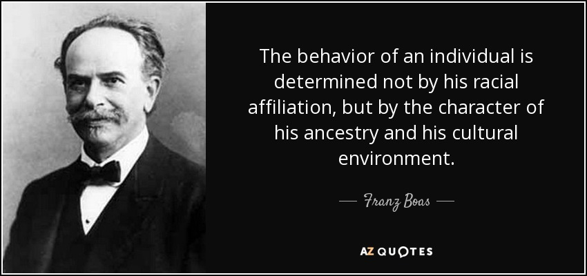 TOP 21 QUOTES BY FRANZ BOAS | A-Z Quotes