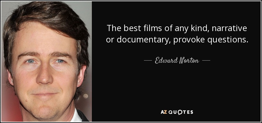 Edward Norton Quotes: TOP 25 QUOTES BY EDWARD NORTON (of 166)