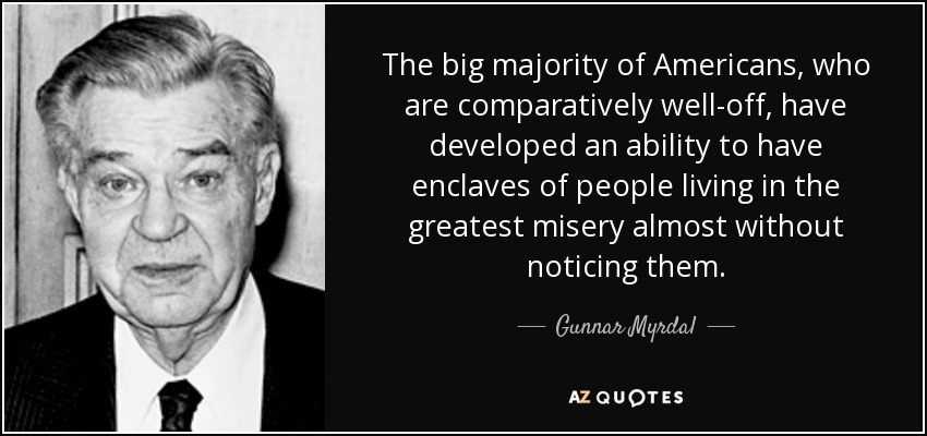Top 23 Quotes By Gunnar Myrdal A Z Quotes