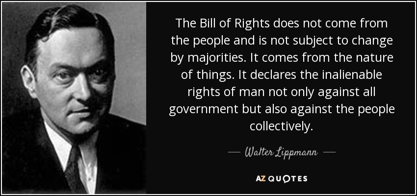 Bill Of Rights Quotes Page 9 A Z Quotes