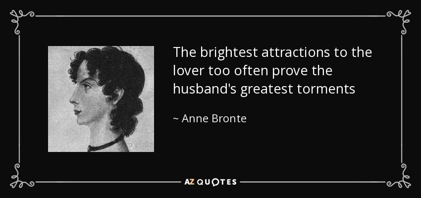 Anne Bronte husband