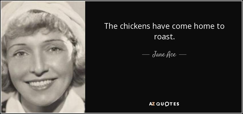 Jane Ace