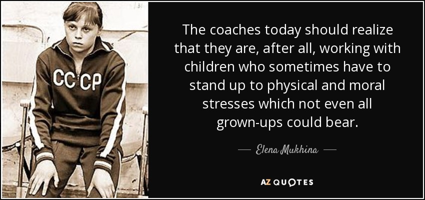 Elena mukhina quotes