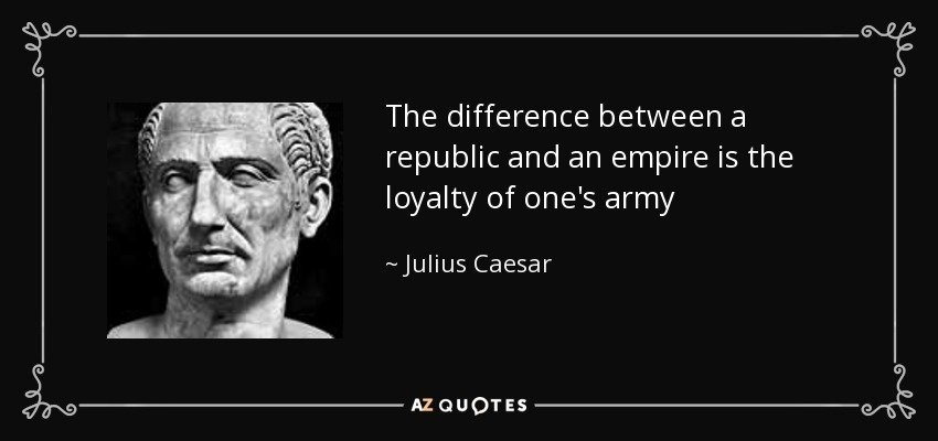 A distinction of shakespeares julius caesar and real life