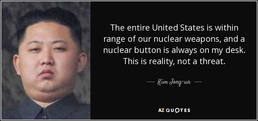 Image result for kim jong il quotes on america