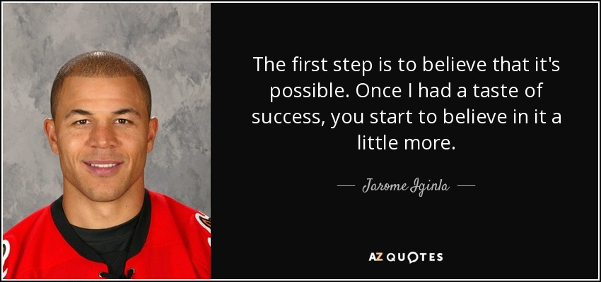 Top 6 Quotes By Jarome Iginla A Z Quotes