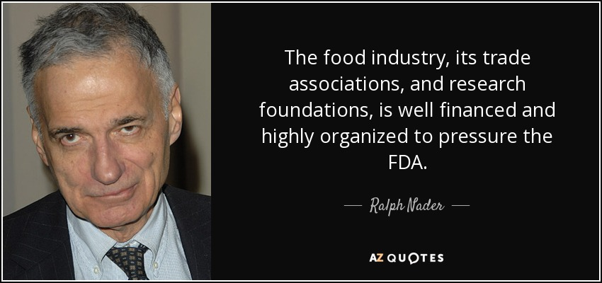 research topics on food industry
