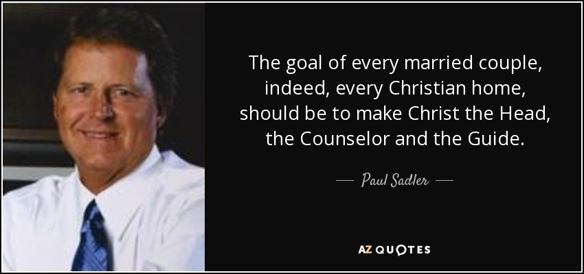 goal of christian counseling Christian psychology: an introduction & biblical analysis by  human nature is the goal of a christian  a theology of christian counseling .