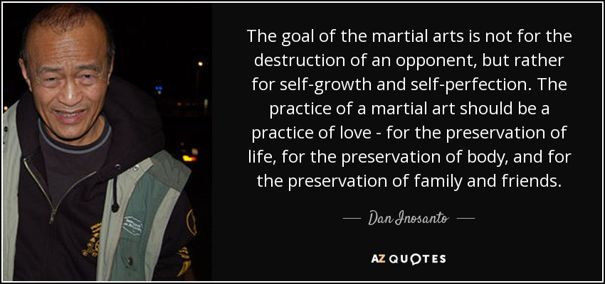 Image result for martial arts motivation, dan inosanto