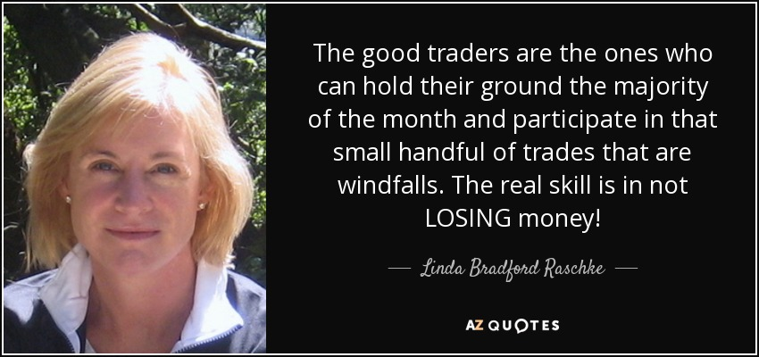 Market Wizard Linda Raschke's Technical Trading Rules oh Market Wizard Linda Raschke's Technical Trading Rules