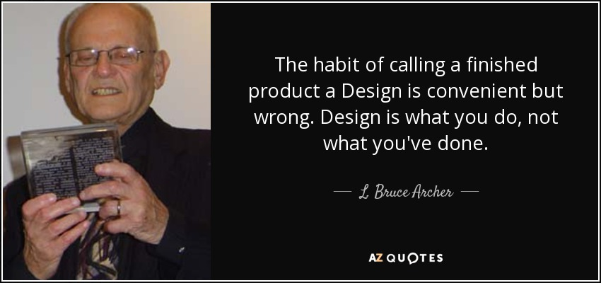 Archer Quotes | Quotes By L Bruce Archer A Z Quotes