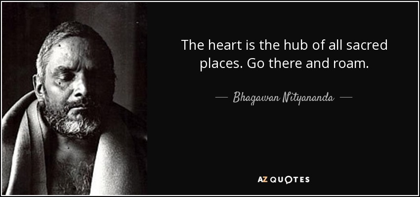 Quotes By Bhagawan Nityananda A Z Quotes